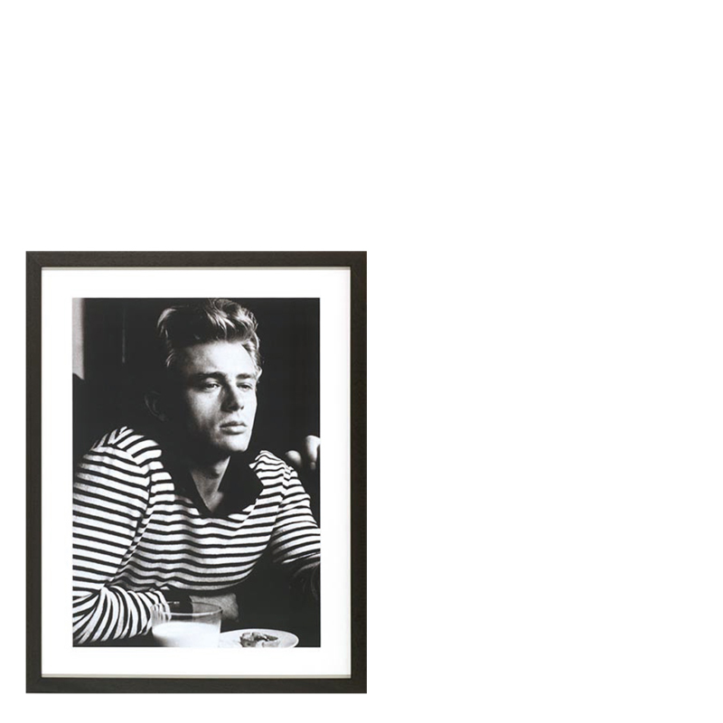 JAMES DEAN BREAKFAST 65X85