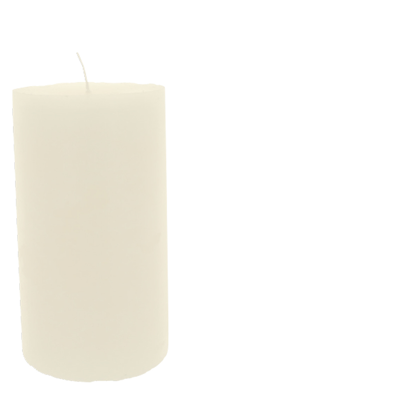 MICHEL CANDLE Ø10X20 IVORY