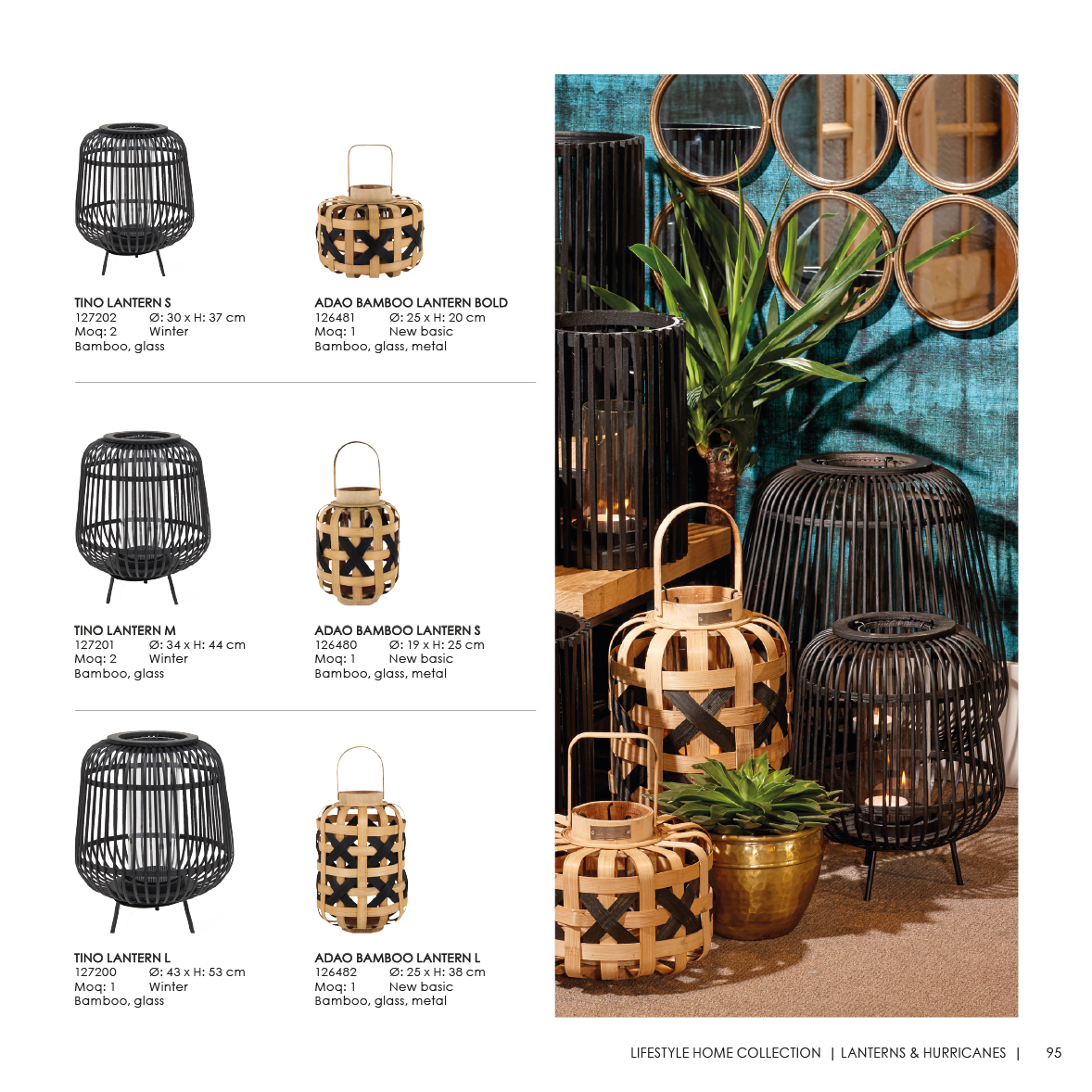 Lanterns hurricanes lifestyle home collection - Lifestyle home collection ...