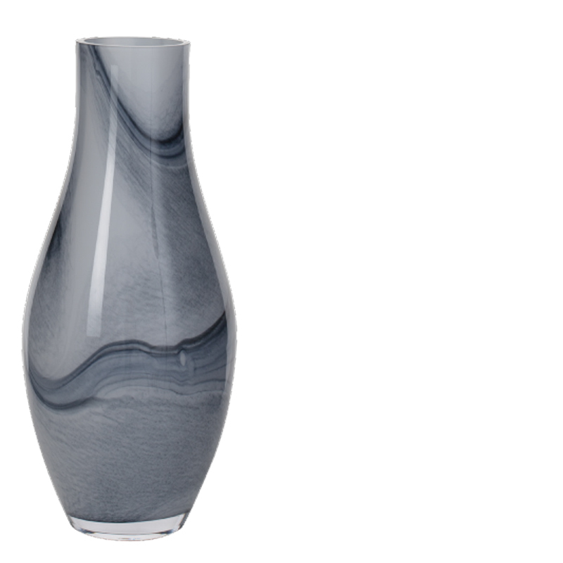 TOUCH OF MARBLE VASE L