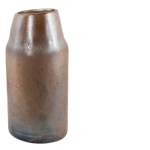 ODIN VASE BROWN L