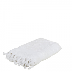 HAMMAM TOWEL WHITE M