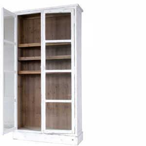 COTTON WOOD CABINET 120x40x230
