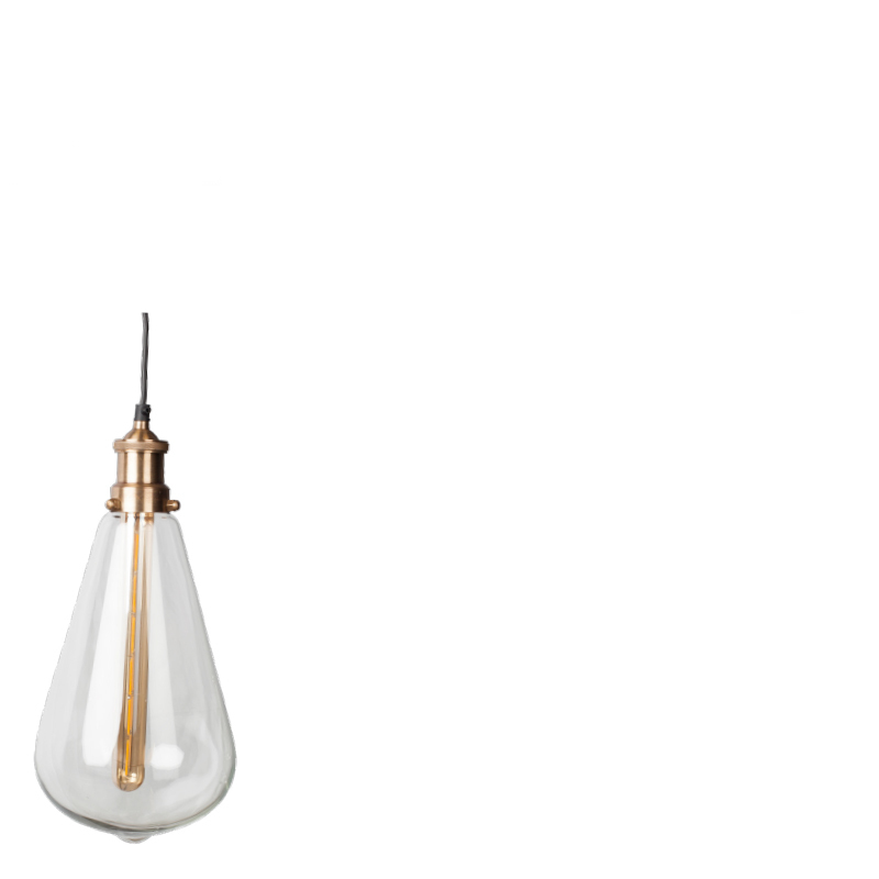 PHILIP HANGING LAMP CONICAL