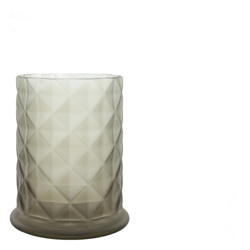 MOSWEN VOTIVE BROWN L
