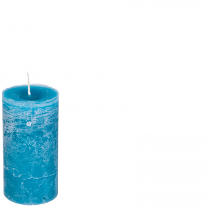 LARS CANDLE Ø7X15 ROYALBLUE
