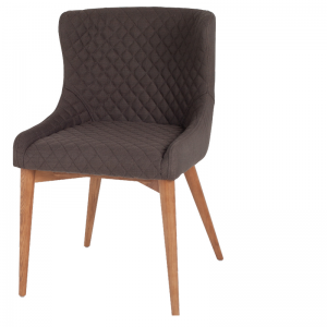 HAMILTON ARMCHAIR BROWN