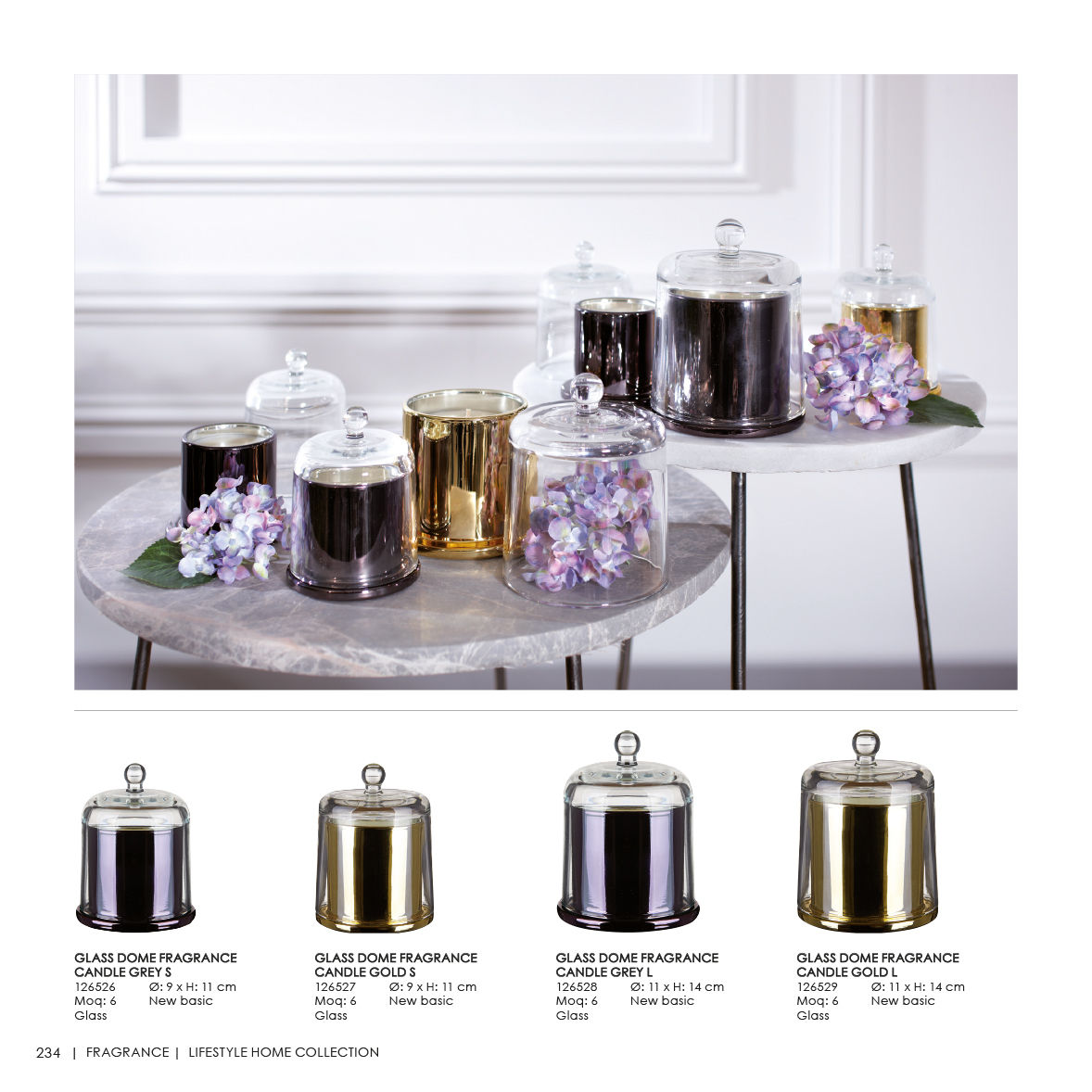 Fragrance lifestyle home collection - Lifestyle home collection ...