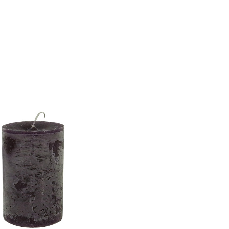 DANIEL CANDLE 7X10 PURPLE