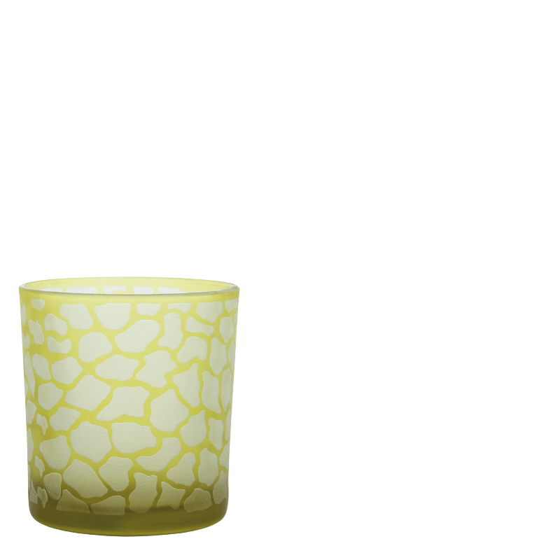 JAFARI VOTIVE YELLOW S