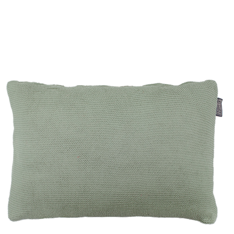 KAELEN PILLOW LIGHT GREEN 60X40