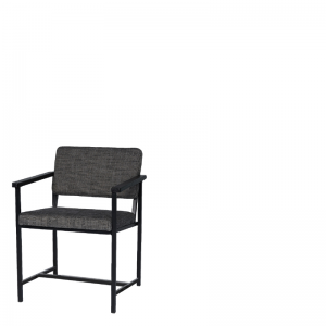 ATKINSON DINING ARMCHAIR ANTHRACITE