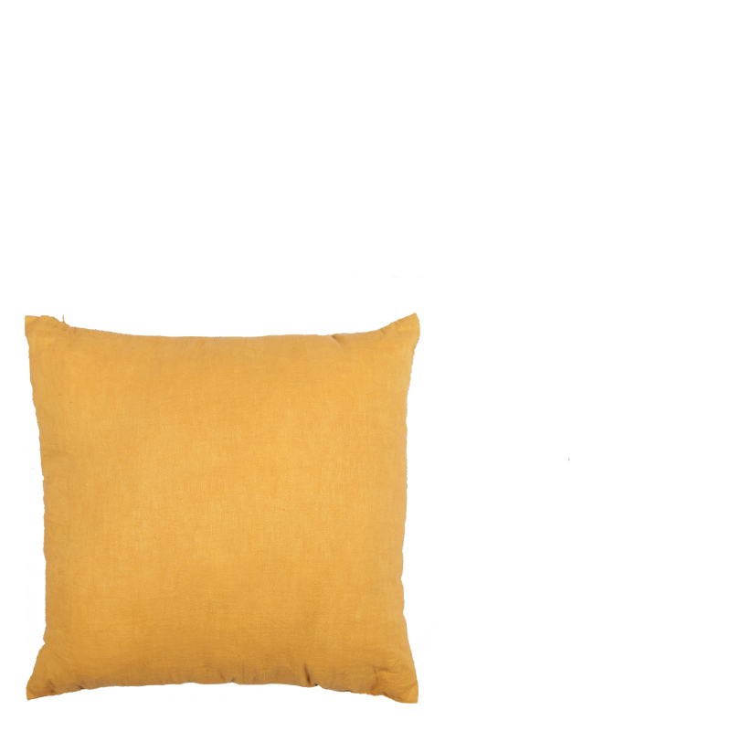 CIANNA PILLOW YELLOW 50x50