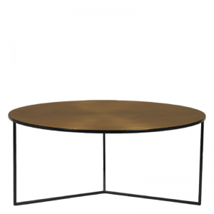 CORINTHIA COFFEE TABLE ROUND 80X80X35