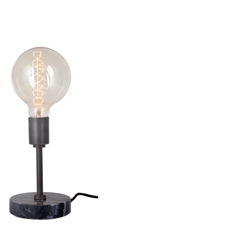 NARVIC TABLE LAMP BLACK S