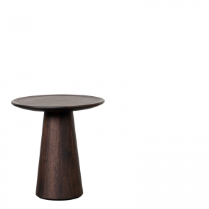 DAYTONA COFFE TABLE WALNUT Ø 46 x H W-46/D-46/H-51