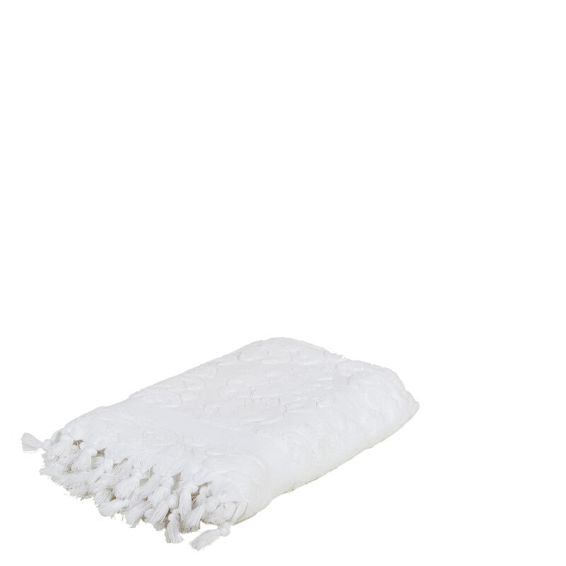 HAMMAM TOWEL WHITE S