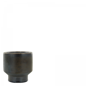 GINO CANDLE HOLDER GREY S