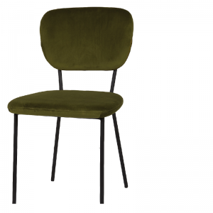 CLEVELAND DINING CHAIR GREEN
