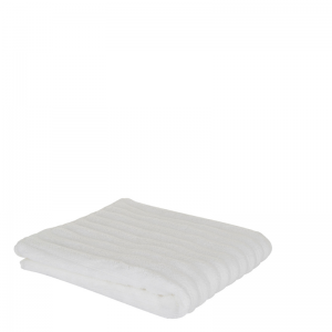 ZERO TWIST BATH TOWEL WHITE 110X60