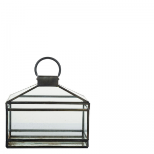 ANTIQUE LANTERN RECT S