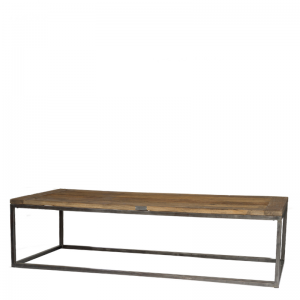 madrid coffee table 120x60x40 lifestyle home collection. Black Bedroom Furniture Sets. Home Design Ideas