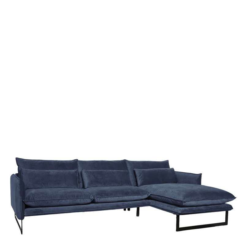MILAN LOUNGE SOFA RIGHT SEVEN NIAGARA