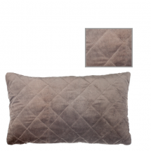 LERAINE PILLOW ANTIC GREY 50X30