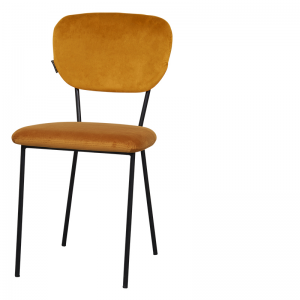 CLEVELAND DINING CHAIR OCRE