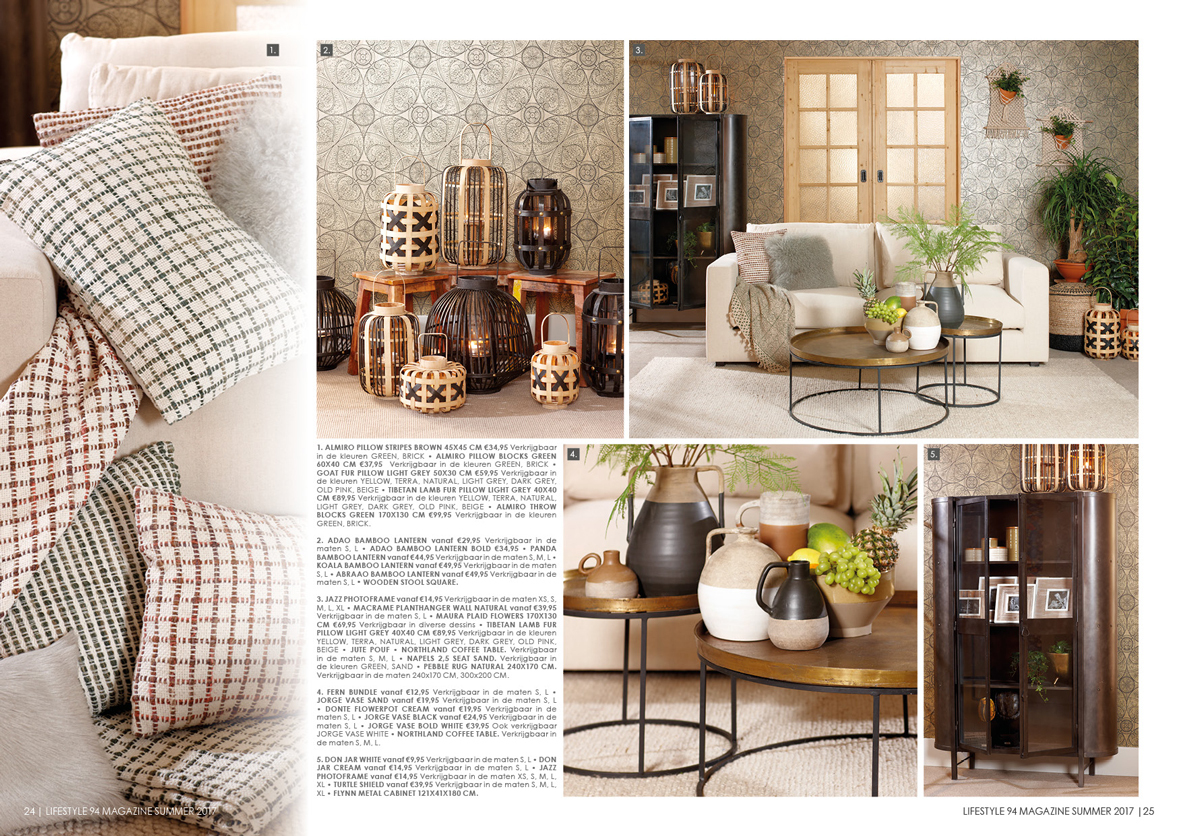 lifestyle 94 magazine lifestyle home collection. Black Bedroom Furniture Sets. Home Design Ideas