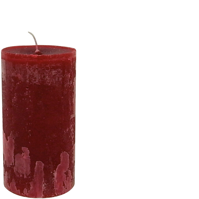MICHEL CANDLE Ø10X20 RED