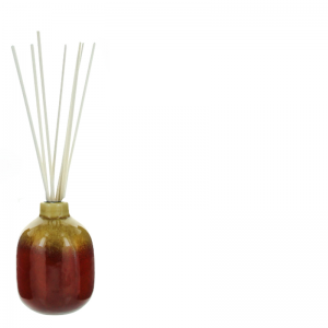 EARTHBEAUTY FRAGRANCE DIFFUSER RED - PARADISE OASIS