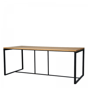 HASSELT DINING TABLE W-200/D-90/H-78