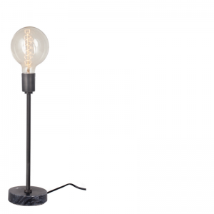 NARVIC TABLE LAMP BLACK L