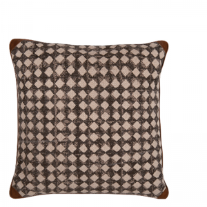 AGINIA PILLOW BROWN