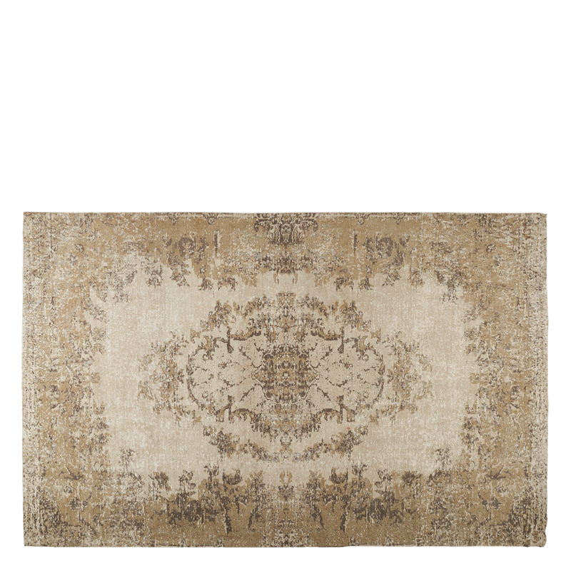 GAVIVI CARPET BROWN 300X200