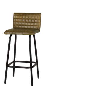 ALABAMA BARSTOOL GREEN W-43/D-50/H-99