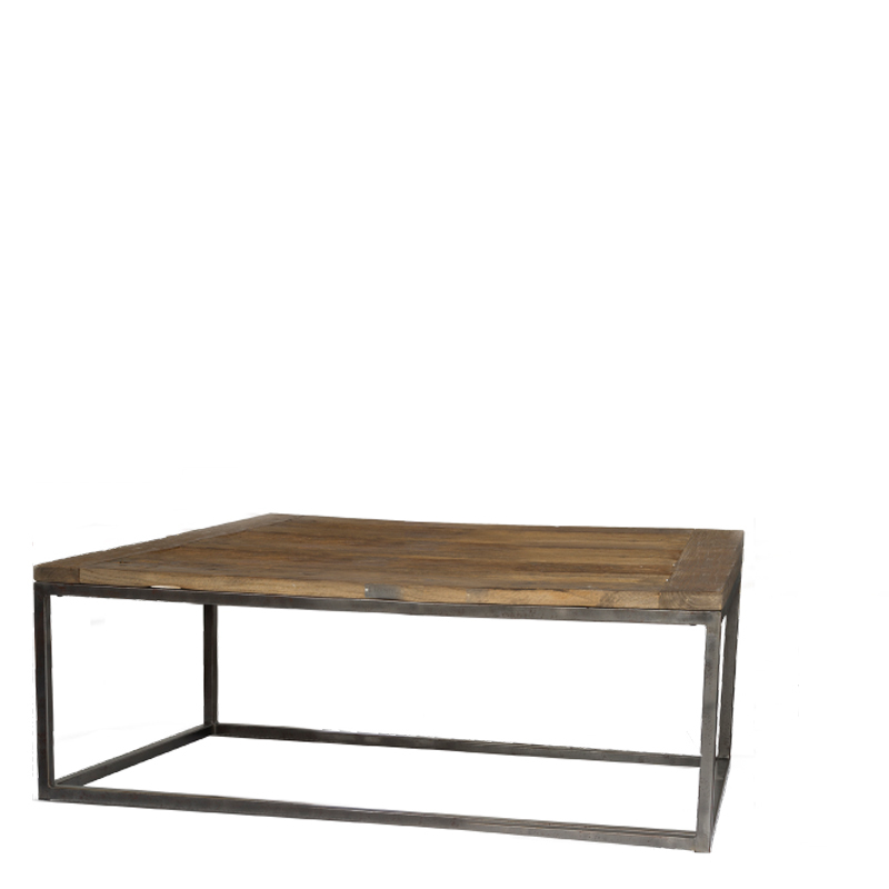 MADRID COFFEE TABLE 90X90X40