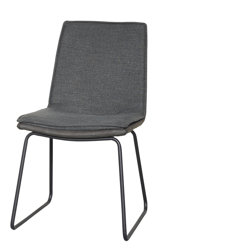 MINNEAPOLIS DINING CHAIR GREY