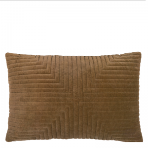 ELEONORA PILLOW OLIVE GREEN 60X40