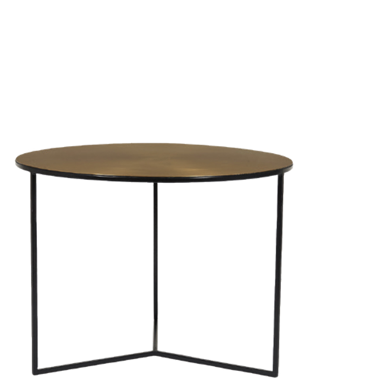 CORINTHIA COFFEE TABLE ROUND 60X60X45