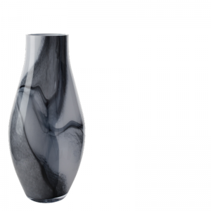 TOUCH OF MARBLE VASE M