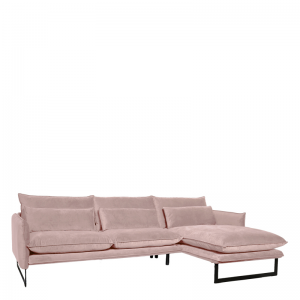 MILAN LOUNGE SOFA RIGHT SEVEN BLOSSOM 166 B-280/H-88/D-160