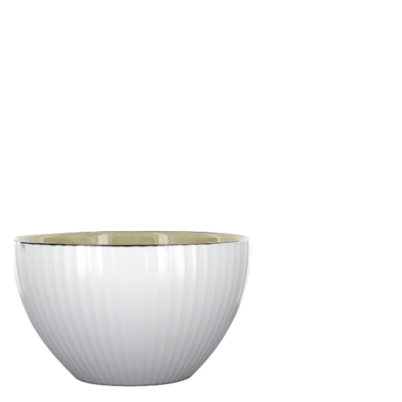 KRIS MINI BOWL TAUPE