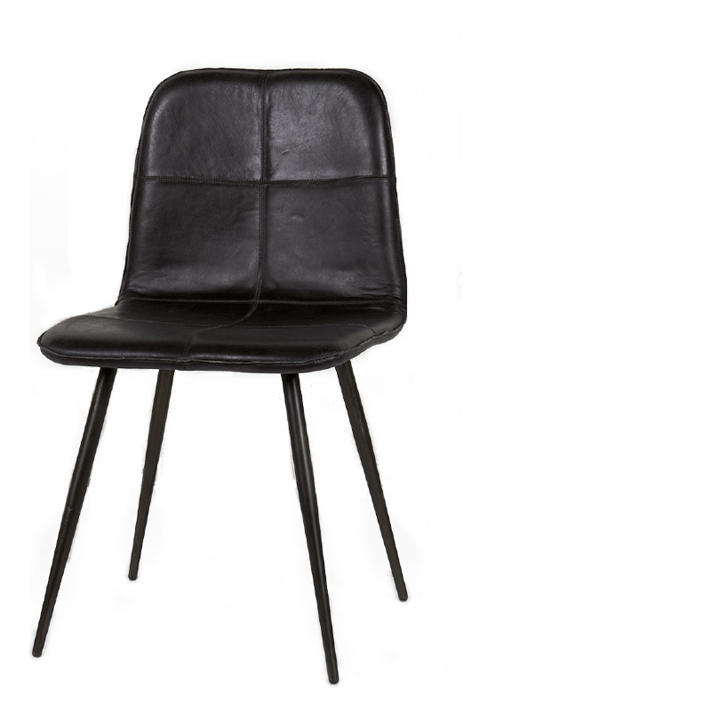 MONTANA DINING CHAIR BLACK