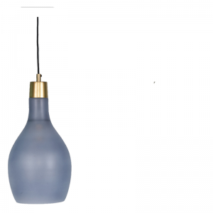 MILO HANGING LAMP DARK GREY