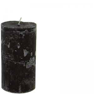 MICHEL CANDLE Ø10X20 BLACK