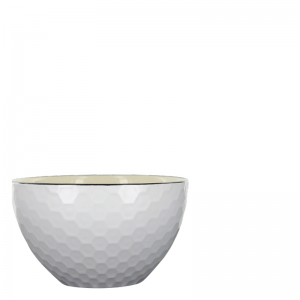 KRIS MINI BOWL WHITE