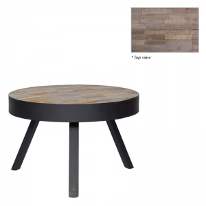 MICHAEL ROUND COFFEE TABLE 58X58X40