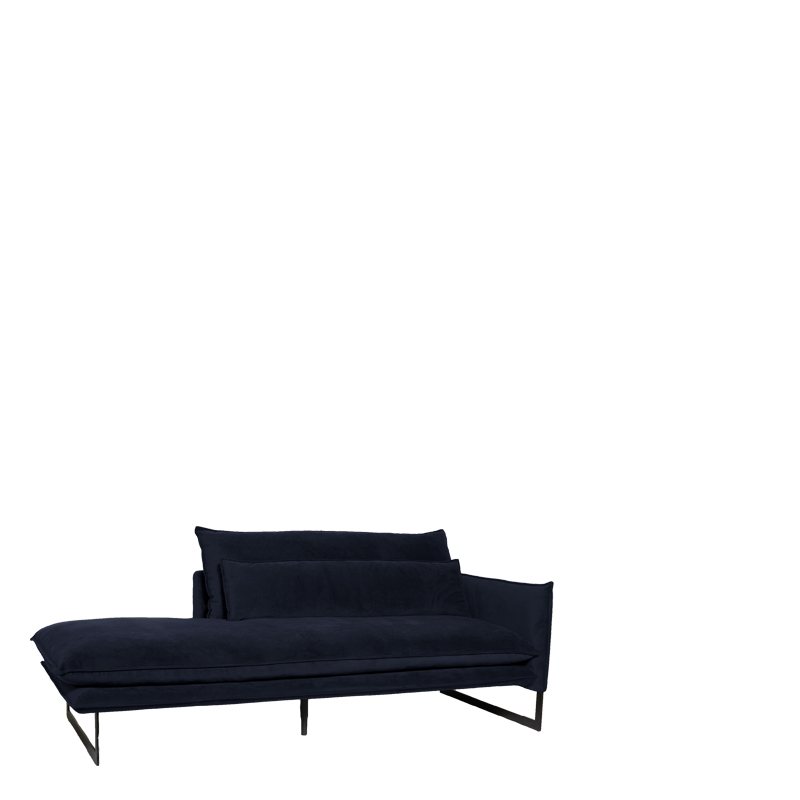 MILAN DAYBED RIGHT SEVEN DARK BLUE